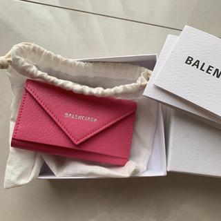 バレンシアガ(Balenciaga)のバレンシアガ キーケース ピンク(キーケース)