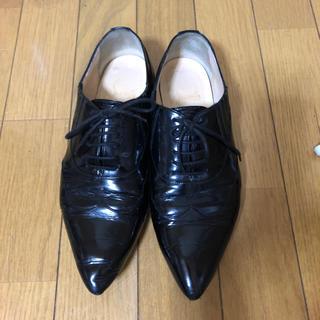 クリスチャンルブタン(Christian Louboutin)のルブタン フラット(ローファー/革靴)