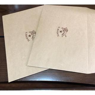 イルビゾンテ(IL BISONTE)のIL BISONTEの封筒(カード/レター/ラッピング)