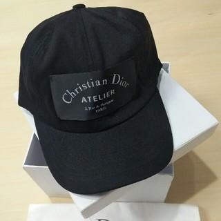 ディオール(Dior)のDior キャップ 帽子 男女兼用 ファッション 新品(キャップ)