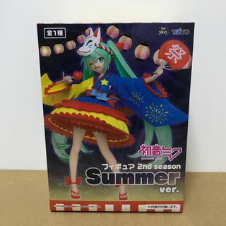 タイトー(TAITO)の初音ミク フィギュア 2nd season Summer ver.(フィギュア)