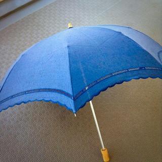 フルラ(Furla)のフルラ 日傘 ネイビー(傘)