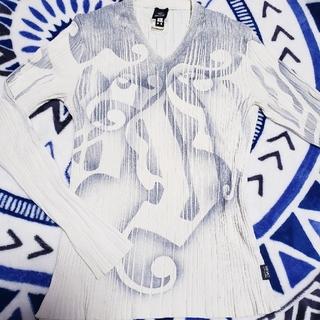 ヴェルサーチ(VERSACE)のベルサーチJEANS COUTURE☆正規品(Tシャツ/カットソー(七分/長袖))
