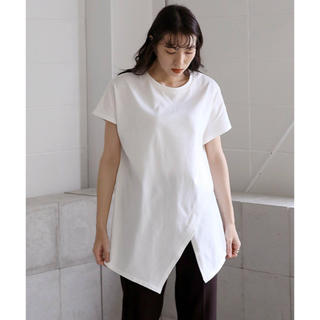 select MOCA / 切替Tシャツ(シャツ/ブラウス(半袖/袖なし))