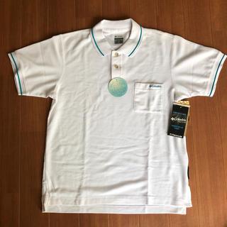 コロンビア(Columbia)の新品!men's コロンビア ポロシャツ(ポロシャツ)