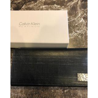 カルバンクライン(Calvin Klein)の新品 Calvin Klein カルバンクライン CK カルバン 長財布 財布(長財布)