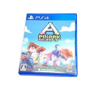プレイステーション4(PlayStation4)のスパイク・チュンソフト PS4 PIXARK ピックスアーク 即決有 中古(家庭用ゲームソフト)