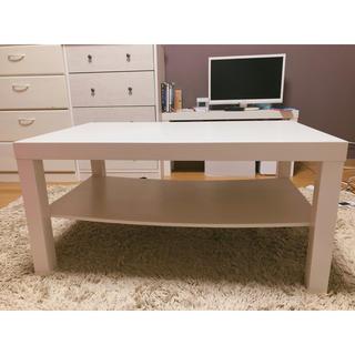 イケア(IKEA)のIKEA*コーヒーテーブル(コーヒーテーブル/サイドテーブル)