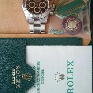 ロレックス(ROLEX)の16520    エルプリメロ(腕時計(アナログ))