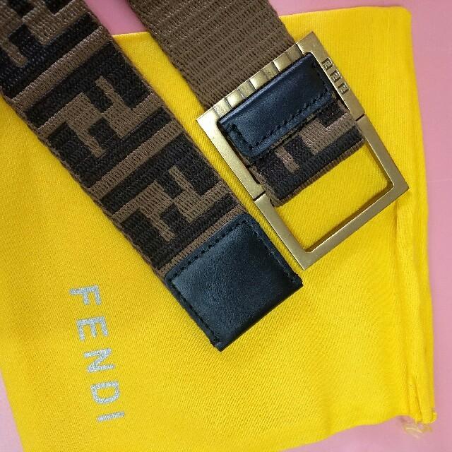 FENDI(フェンディ)の超美品FENDI フェンディ ベルト ファッション 19ss新品 男女兼用 メンズのファッション小物(ベルト)の商品写真