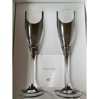 ヨンドシー(4℃)の4℃ シャンパングラス(グラス/カップ)