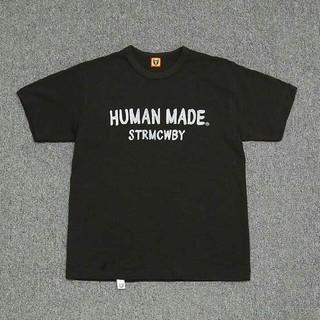 アベイシングエイプ(A BATHING APE)のHUMAN MADE T-SHIRT 19SS  LOGO Tシャツ(Tシャツ/カットソー(半袖/袖なし))