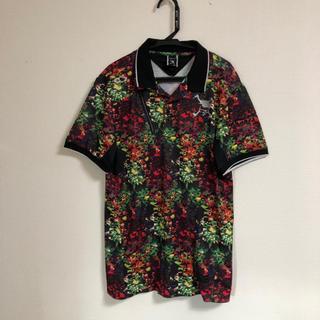 Oakley - レア物 オークリー クレイジーカラー ポロシャツ           プーマ