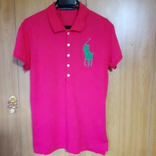 ポロラルフローレン(POLO RALPH LAUREN)のRalph Lauren ビーズビッグポニーポロシャツ(ポロシャツ)