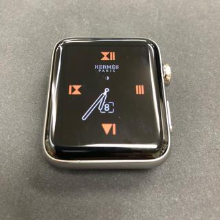 エルメス(Hermes)のApple Watch series3 エルメス 42mm(腕時計(デジタル))
