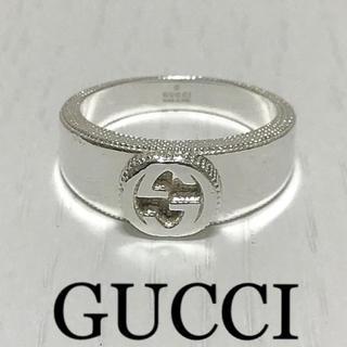 Gucci - 本日価格☆新作!GUCCI インターロッキングG リング