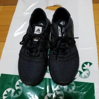 アディダス(adidas)のadidas色違いスニーカー2足 メッシュ 厚底(スニーカー)