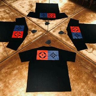 ルイヴィトン(LOUIS VUITTON)の🍀⭐VUITTON男女兼用   Tシャツ   ルイヴィトン 19SS 新品 (Tシャツ/カットソー(半袖/袖なし))