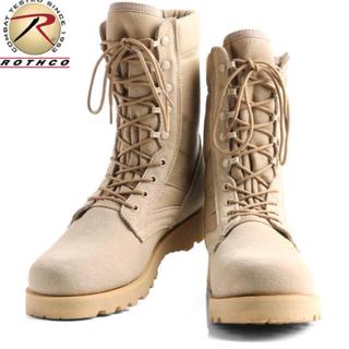 ロスコ(ROTHCO)のROTHCO ロスコ ミリタリーブーツ(ブーツ)
