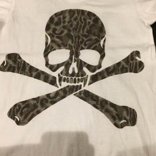ロエン(Roen)のロエン ROEN スカル Tシャツ 44 中古 試着のみ(Tシャツ/カットソー(半袖/袖なし))