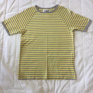 ヤエカ(YAECA)のhana様 Charpentier de Vaisseau ボーダー Tシャツ(Tシャツ(半袖/袖なし))