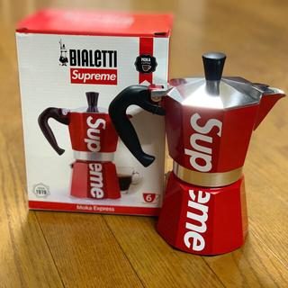 シュプリーム(Supreme)のsupreme Bialetti Moka Express コーヒーメーカー(エスプレッソマシン)