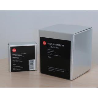ライカ(LEICA)のK様専用 ライカ SUMMARIT-M 50mm F2.5 純正フード(レンズ(単焦点))