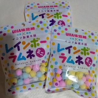幻のラムネ レインボーラムネミニ UHA味覚糖 イコマ製菓(菓子/デザート)