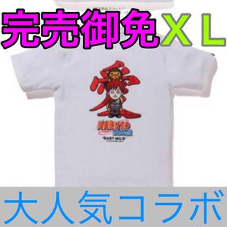 アベイシングエイプ(A BATHING APE)のA Bathing Ape x Naruto Tee (Tシャツ/カットソー(半袖/袖なし))