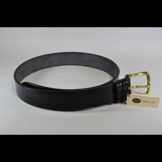 ジャベツクリフ ベルト 38㎜ 黒 34インチ(リング(指輪))
