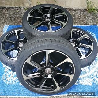 アウディ(AUDI)のアウディAudi A6 4G 5213 19インチ 新品タイヤホイール4(タイヤ・ホイールセット)