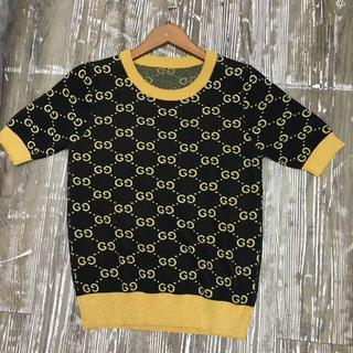 グッチ(Gucci)のニット セーター グッチ 半袖 (ニット/セーター)