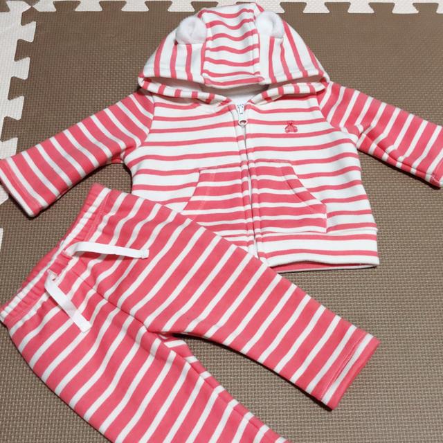 babyGAP(ベビーギャップ)のbaby GAP セットアップ  0-3  お値下げ‼️ キッズ/ベビー/マタニティのベビー服(~85cm)(その他)の商品写真
