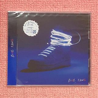 ニュース(NEWS)のNEWS BLUE 初回盤A CD+DVD(ポップス/ロック(邦楽))