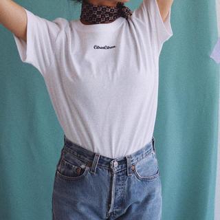 イエナスローブ(IENA SLOBE)のslobe citron スカーフセット Tシャツ(Tシャツ(半袖/袖なし))