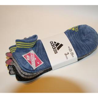 adidas - アディダス 靴下 3PAIRS