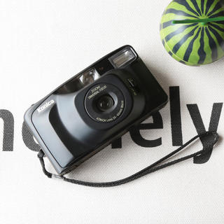 KONICA MINOLTA - 完動品‼️konica kz600 コンパクトフィルムカメラ