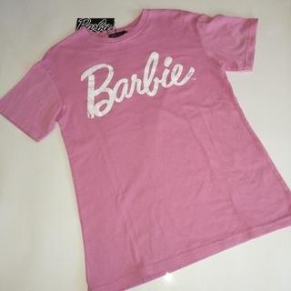 バービー(Barbie)のBershkaベルシュカ×BarbieバービーTシャツカットソーティーシャツ(Tシャツ(半袖/袖なし))