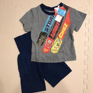 ディズニー(Disney)の新品未使用 カーズ パジャマ 95センチ 男の子 半袖(パジャマ)