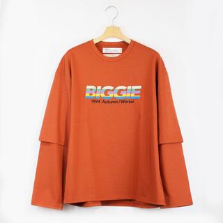 dairiku   19aw レイヤードロンt(Tシャツ/カットソー(七分/長袖))