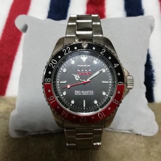 アウディ(AUDI)のAUDI PRO-Master 限定生産品 メンズ腕時計(腕時計(アナログ))
