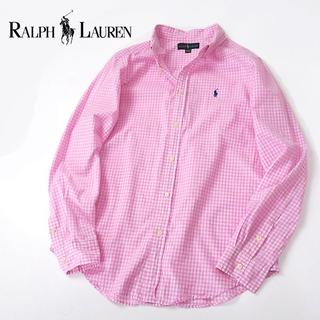 ラルフローレン(Ralph Lauren)のラルフローレン ギンガムチェック◎ボタンダウンシャツ(シャツ)