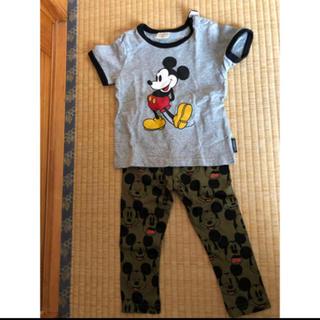 ミッキーマウス(ミッキーマウス)の美品ミッキーセット(Tシャツ/カットソー)
