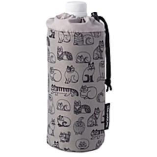 リサラーソン(Lisa Larson)の【新品】リサラーソン ペットボトルホルダー(水筒)