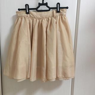 ローリーズファーム(LOWRYS FARM)のチュールスカート フレアスカート ペチコート セット (ミニスカート)