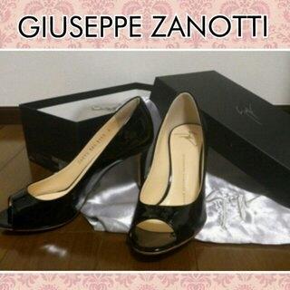 ジュゼッペザノッティデザイン(Giuseppe Zanotti Design)の新品ジュゼッペザノッティのパンプス(ハイヒール/パンプス)