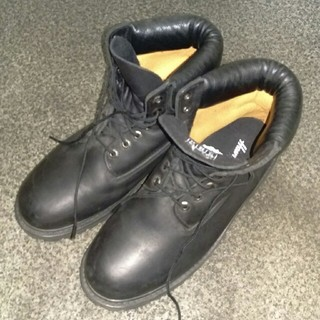 ジーティーホーキンス(G.T. HAWKINS)のメンズ ブーツ 黒(ブーツ)
