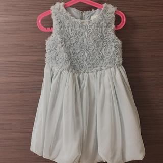 クミキョク(kumikyoku(組曲))の組曲★ワンピース★100cm(ドレス/フォーマル)