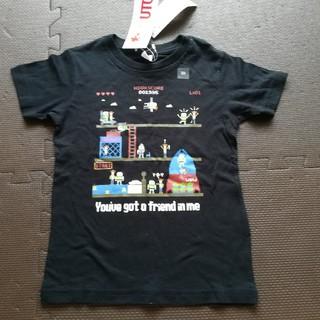 トイストーリー(トイ・ストーリー)の新品 半袖Tシャツ 110 トイストーリー ユニクロ(Tシャツ/カットソー)