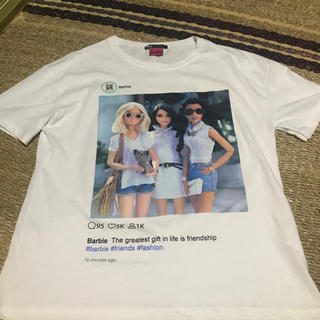 バービー(Barbie)の新品♡Barbie✖️ZARA(Tシャツ(半袖/袖なし))